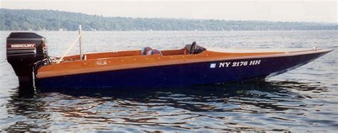 average speed small motor boat outboard deep vee ski boat plans