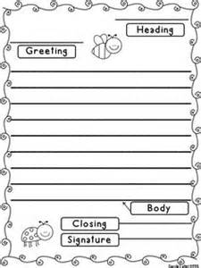 1000 ideas about friendly letter on writing