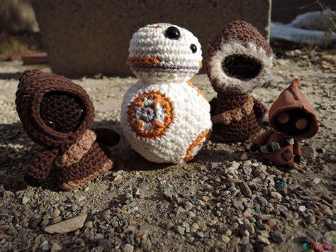 pattern amigurumi bb8 bb 8 the new star wars robot crochet pattern