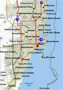 Miami Maps by Miami Map Free Printable Maps