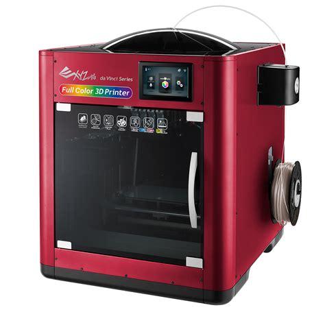 Printer 3d Color xyzprinting da vinci color 3d printers