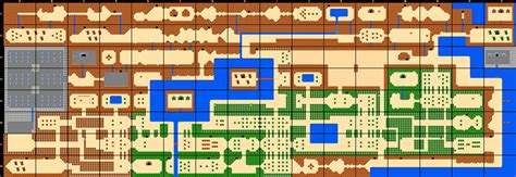 legend of zelda wall map 301 moved permanently
