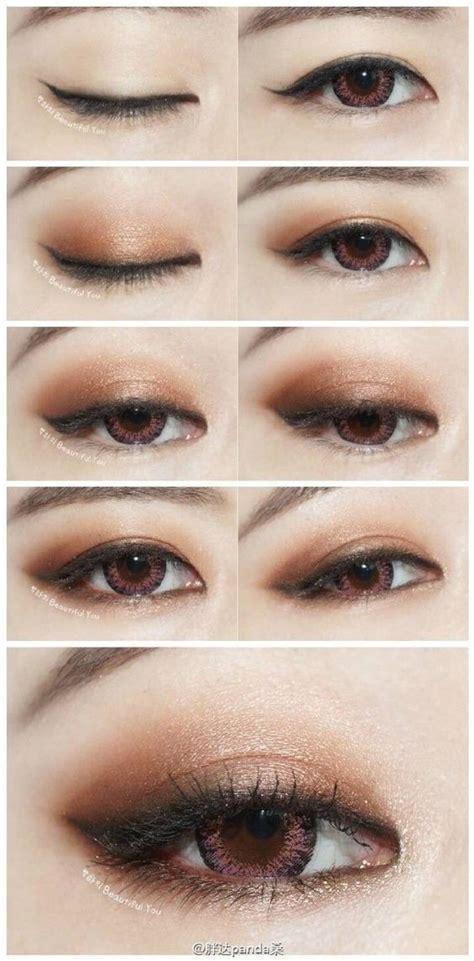download tutorial make up ulzzang korea korean make up makyaj pinterest korean makeup and