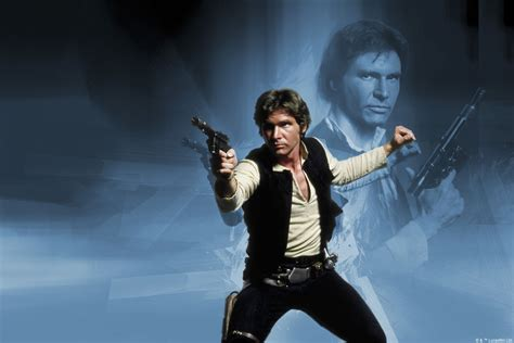 Wall Mural Forest star wars han solo weapon wall mural amp photo wallpaper