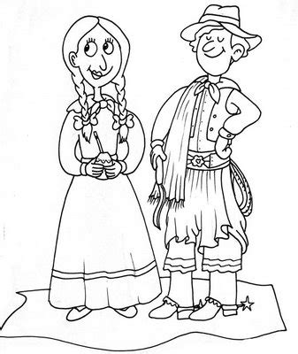 imagenes infantiles de gauchos y paisanas dibujos del d 237 a de la tradici 243 n con gauchos y martin