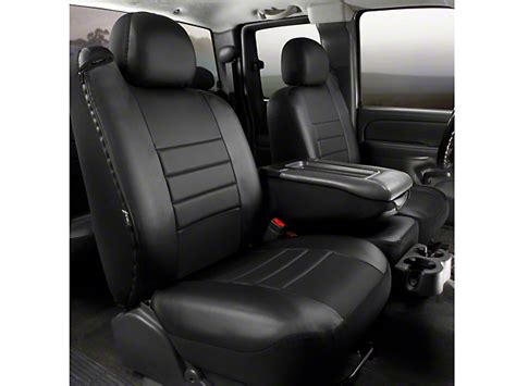 f150 bench seat fia f 150 custom fit leatherlite front 40 20 40 seat cover black sl67 33 blk blk 11