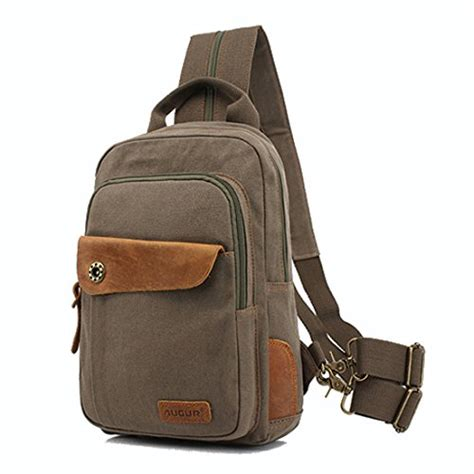 small backpack clelo mini backpack purse canvas sling rucksack small