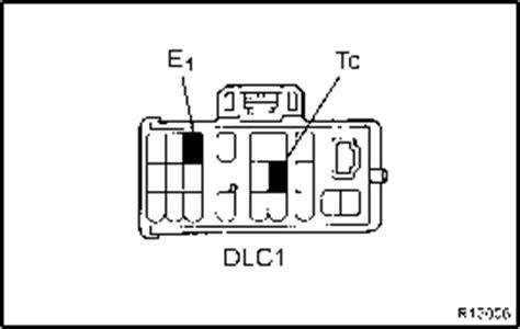 abs warning light circuit toyota tercel 1996 repair