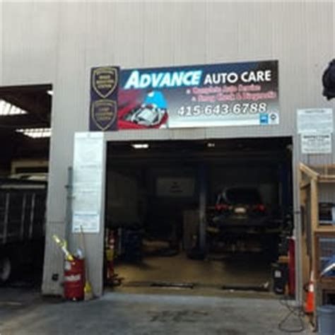 advance auto care  reviews auto repair  newhall
