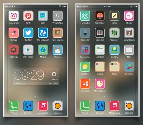 xiaomi themes download free feel like a baller with the new adenium v8 theme free