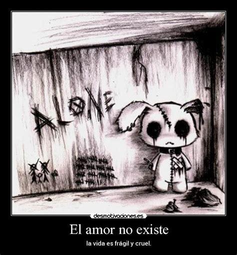 imagenes de el verdadero amor no existe el amor no existe desmotivaciones