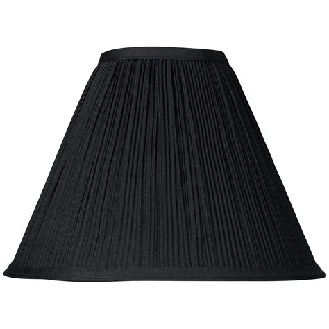 mushroom pleated l shades large also octagon silk shade oregonuforeview