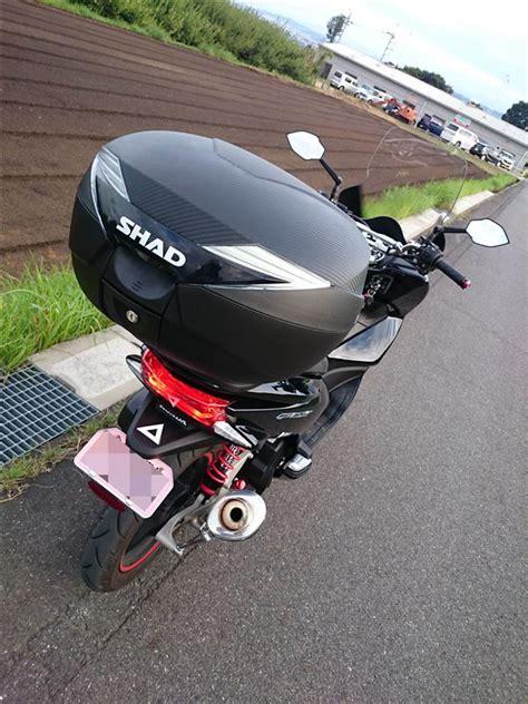 Box Shad Sh39 By Saungmotor みんカラ shad sh39リヤボックス カーボン pcx by ツ