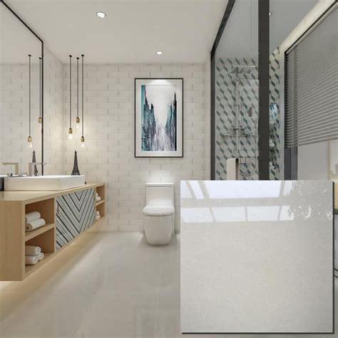white polished ceramic floor tilessize   mmmodel