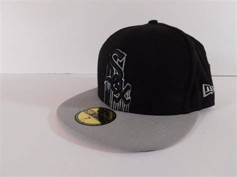 new era 59fifty 5950 chicago white sox mlb cooperstown