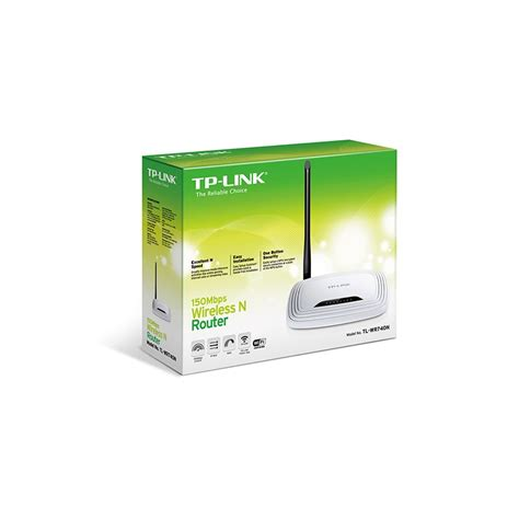 tp link tl wr740n 150mbps wireless lite n router