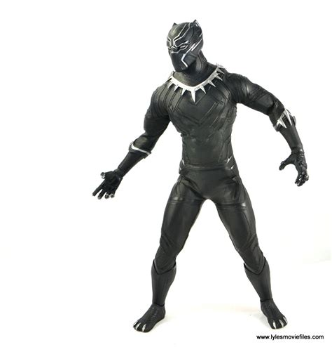 figure review toys black panther figure review captain america