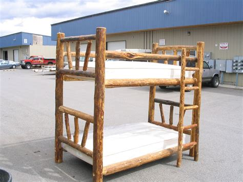 how to make a log bed pdf diy bunk bed plans log download building greene and