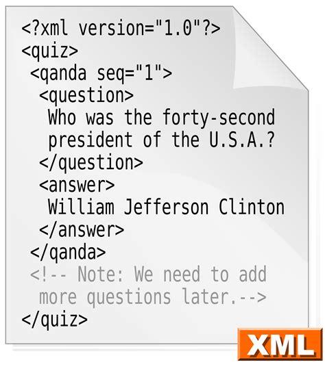 xml pattern email address xml wikipedia