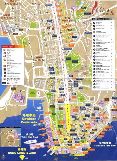 map of kowloon image gallery kowloon map