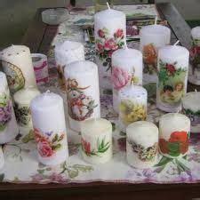 tutorial decoupage en velas diy video tutorial de decoupage velas con servilletas