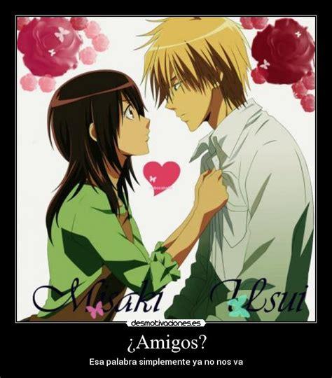 imagenes de anime usui y misaki desmotivaciones taringa