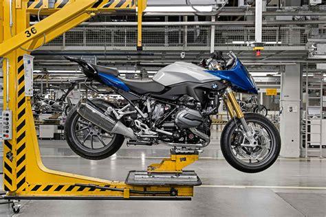Bmw Motorrad M Nchen Entwicklung by Produktionsstart 2015 Im Berliner Motorradwerk Die Neue