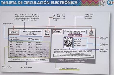 de circulacion no oficial tarjeta de circulacion no oficial licencia con un clic podr 225 imprimir tarjeta de circulaci 243 n y t 237 tulo