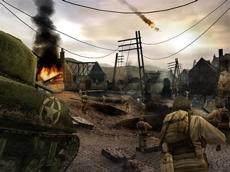 emuparadise killzone call of duty 2 big red one usa iso