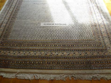 indischer teppich indischer handgekn 252 pfter teppich