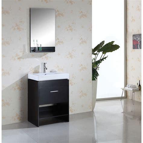 virtu bathroom virtu usa gloria 24 quot single bathroom vanity espresso