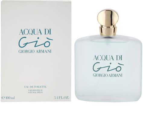 Armani Acqua Di Gio For armani acqua di gio eau de toilette for 100 ml