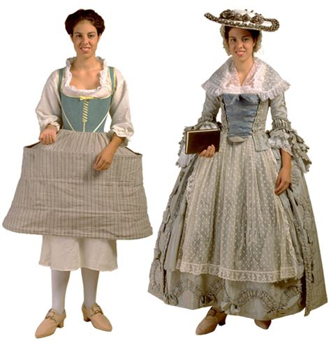 anatomy of a gown the colonial williamsburg official