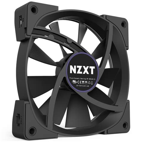 Nzxt Aer Rgb Fan 3 Pack 12cm 120mm nzxt aer rgb led fan pack at mighty ape nz