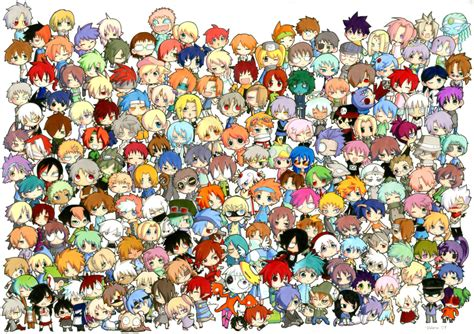 a lot that s a lot of characters by valerei on deviantart