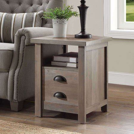 farmhouse coffee table and end tables better homes and gardens granary modern farmhouse end