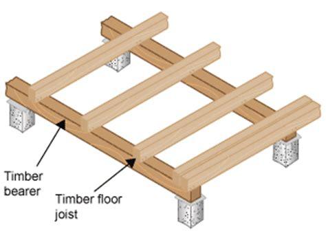 hardwood timber floor joists gurus floor