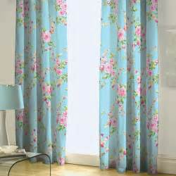 Shabby Chic Kitchen Curtains Pretty Shabby Chic Curtains By Catherine Lansfield The Shabby Chic Guru