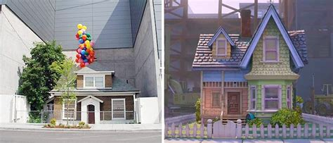 real life house from up real up house in the works at fox searchlight