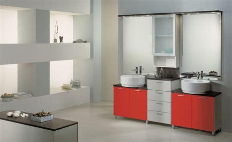 bagno moderno rosso bagno moderno grigio e rosso duylinh for