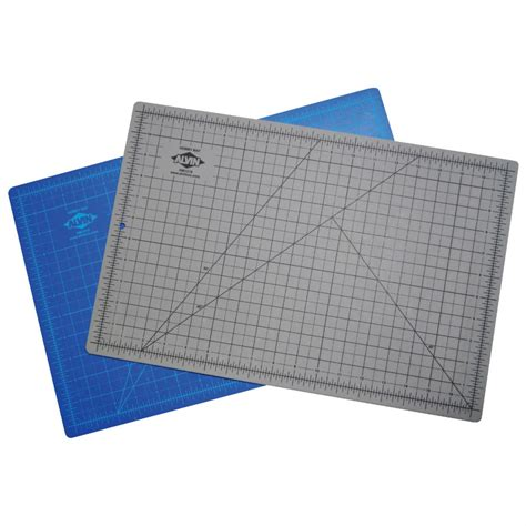 Drafting Mat by Alvin 12 Quot X 18 Quot Blue Gray Hobby Cutting Mat Hm1218