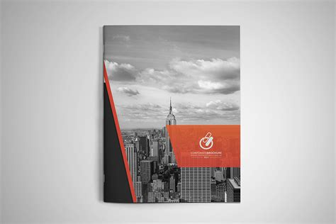 Bi Fold Paper - bi fold tri fold brochure template on behance