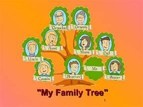 my tree my family tree