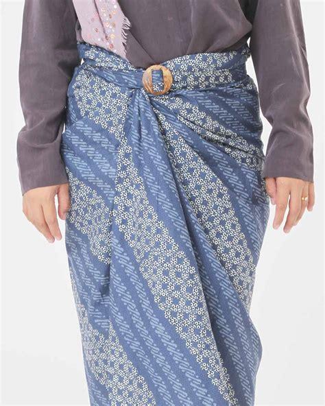 Rok Dan Blouse Etnik 1 batik rok lilit parang nlrl0001 ebatikplaza