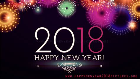 new year 2018 color happy new year 2018 photos