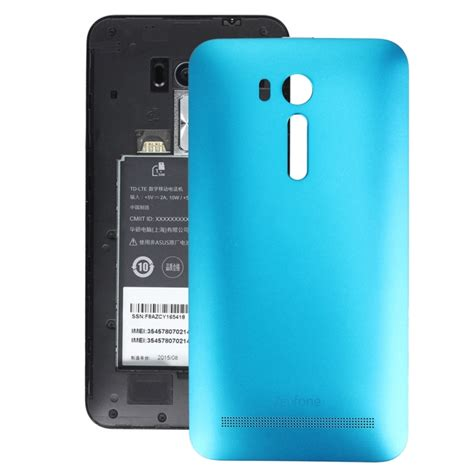Anti Zenfone Go B 5 Inch New 2016 Zb500kl Anti Sh Diskon replacement for 5 5 inch asus zenfone go zb551kl original back battery cover blue alex nld