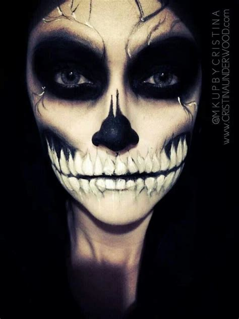 Makeup Sk Ll skull makeup costumes and inspiration