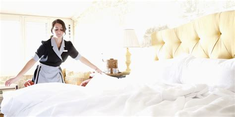 Maiden Of Secrets cleaning secrets of hotel professional house