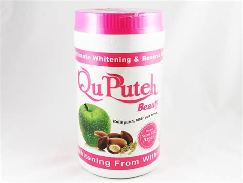 Collagen Qu Puteh qu puteh ultimate whitening and anti aging supplement