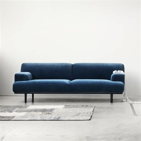 Sofa Bolia by Sofa 3 Seats Bolia